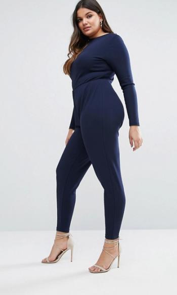 Profil combi bleue Curve