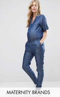 Combi jeans Asos Maternity